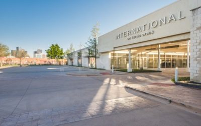 Lee Wandel & Courtney Dunn lease 2,886 space in International Plaza to Trio Resources