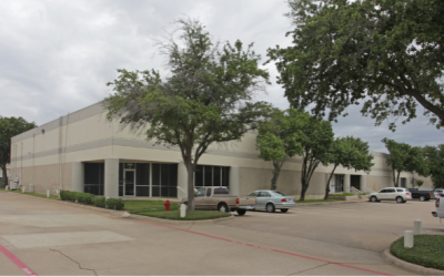 Payne Pittman Leases 5000 SF Industrial Space in Grand Prairie, TX.