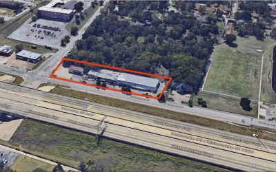 Payne Pittman & David R. Dunn CCIM, SIOR Sell Industrial Building in Grand Prairie, TX.