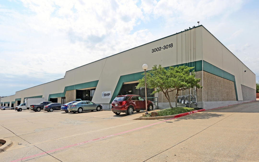 Payne Pittman & Arthur White Lease 17,000 SF Industrial Space in Irving, TX.