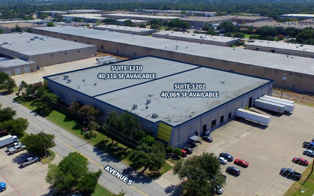 David Dunn CCIM, SIOR and Payne Pittman Sell 80,000 SF Building in Grand Prairie