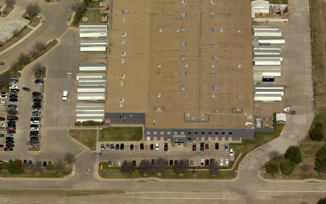 David Dunn CCIM, SIOR and Payne Pittman Sell 127,000 SF Building in Arlington, TX